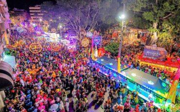carnaval tenerife de nuit