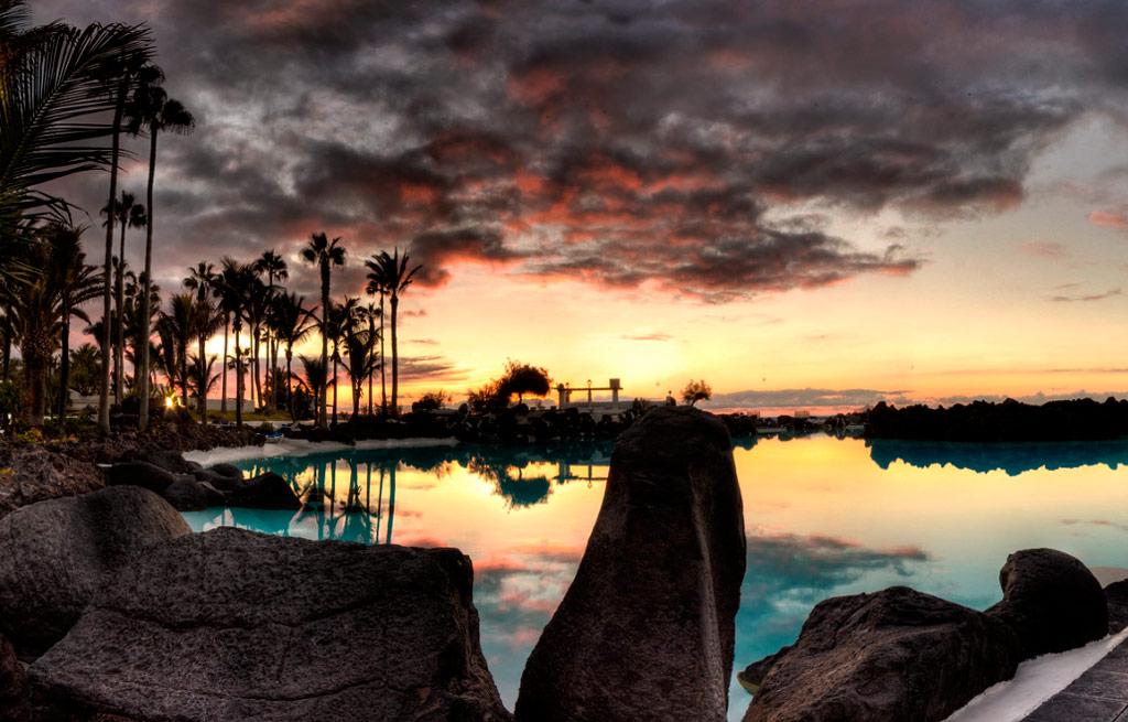 lago martianez