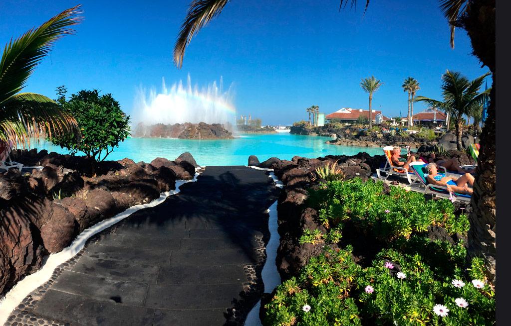piscine lago martinez