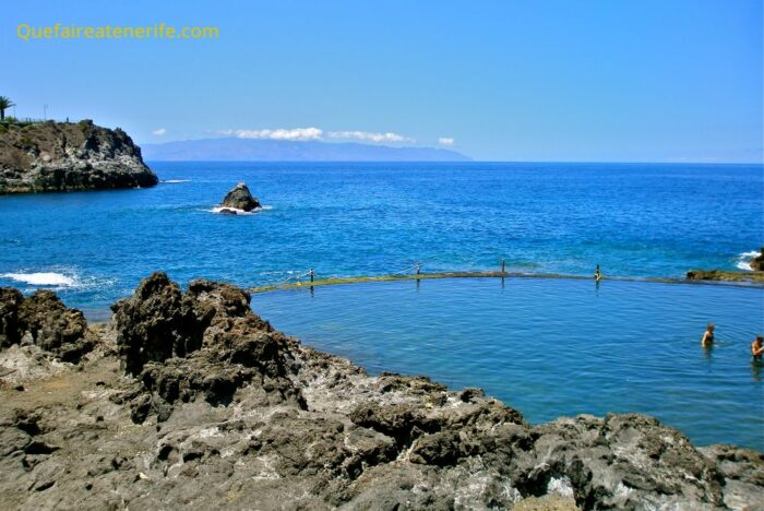piscine naturelle puerto santiago